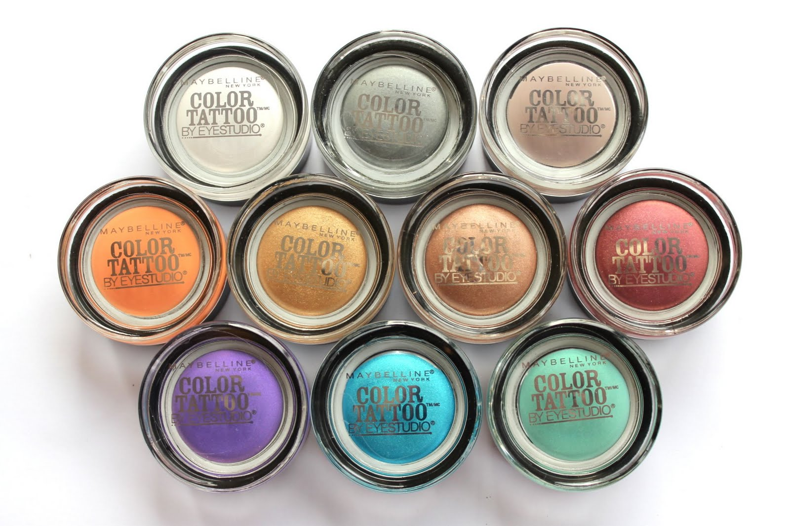 Color Tattoo 24 hour от Maybelline