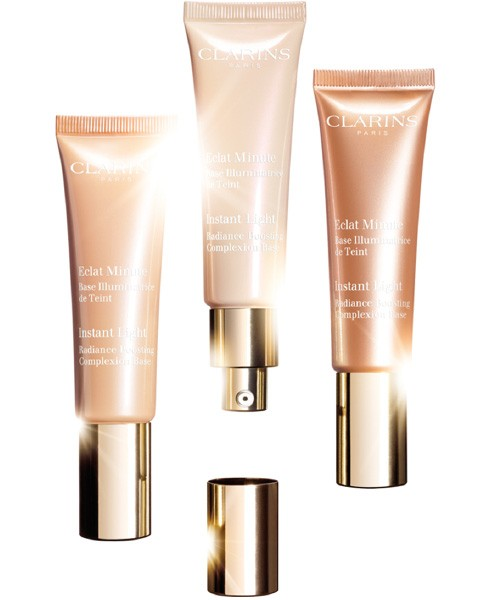 Instant Light Radiance Boosting Complexion Base от Clarins