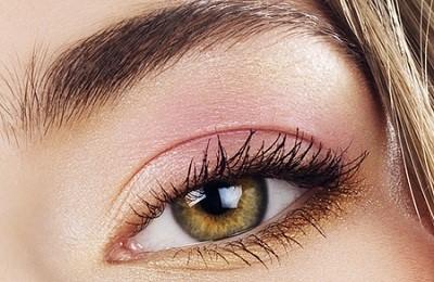 Макияж для орехового цвета глаз