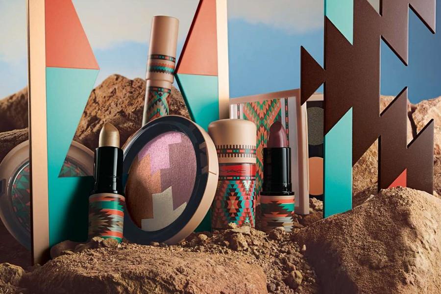 Летняя коллекция макияжа Vibe Tribe от MAC