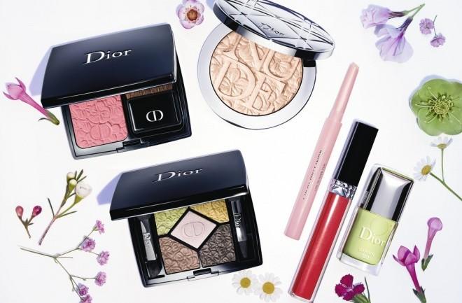 Летняя коллекция макияжа от Диор/Dior