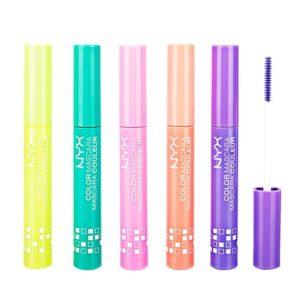 Цветная тушь для ресниц Color Mascara от NYX