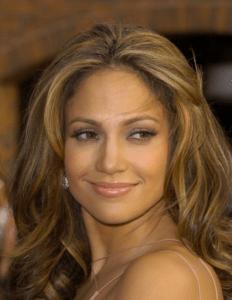 Дневной макияж Дженнифер Лопес