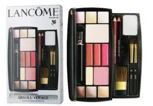 Косметика в отпуск в палетке Lancome Absolu Voyage Complete Makeup Palette