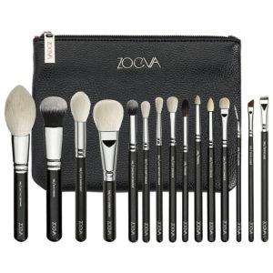 Набор кисточек для макияжа Zoeva
