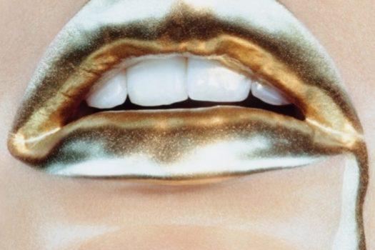 Помада с эффектом металлик: топ продуктов и фото макияжей