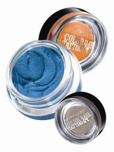 Гелевые тени EyeStudio Color Tattoo 24 Hours от Maybelline New York