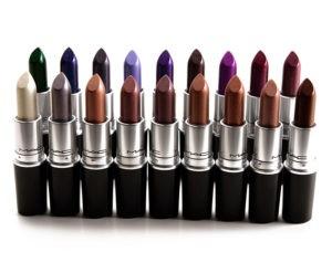 Помада Metallic Lipstick от M.A.C.