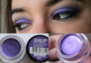 Оттенок Endless Purple EyeStudio Color Tattoo