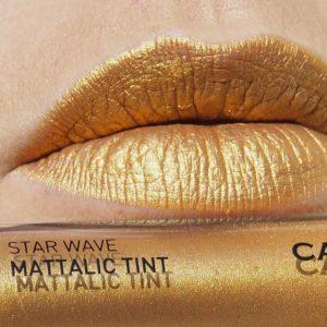 Помада-тинт Star Wave Mattalic Tint от Cailyn