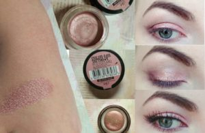 Оттенок Pink Gold EyeStudio Color Tattoo