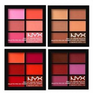 Палетка помад Pro Lip Cream Palette от NYX