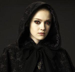 Фото вампирши из фильма «Сумерки. Сага. Новолуние»