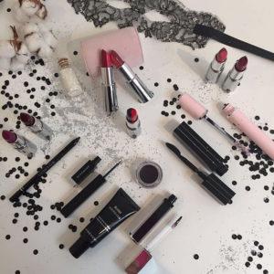 Осенняя коллекция макияжа L'Autre Noir Makeup Collection Fall Winter 2017 от Givenchy