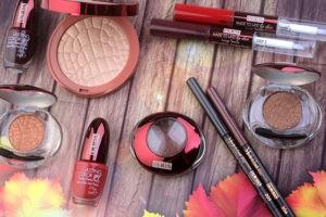 Осенняя коллекция макияжа Privee Makeup Collection Fall 2017 от Pupa