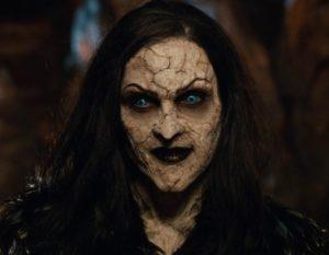 Макияж ведьмы в фильме «Охотники на ведьм» (2012 год)