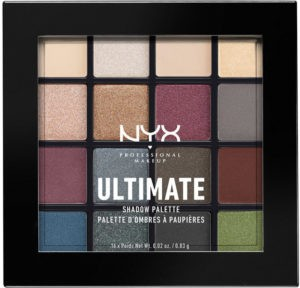 Палетка теней Ultimate Shadow Palette Smokey 01 от NYX