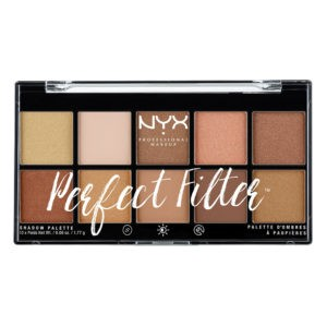 Perfect Filter Shadow Palette от NYX