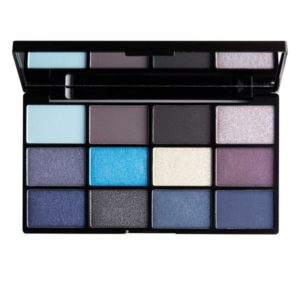 Палетка теней In Your Element Shadow Palette Wind от NYX