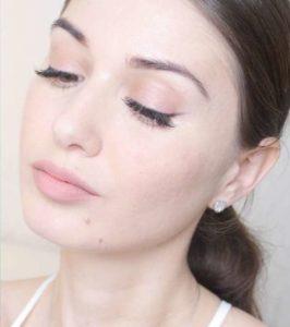 Легкий дневной макияж