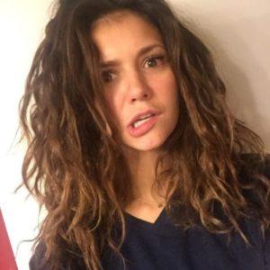 Нина Добрев без макияжа