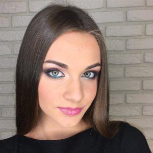 Нежный весенний макияж на 8 марта
