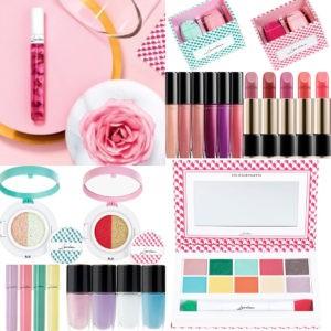 Весенняя коллекция макияжа Spring Colour Collection 2018 French Temptation от Lancome