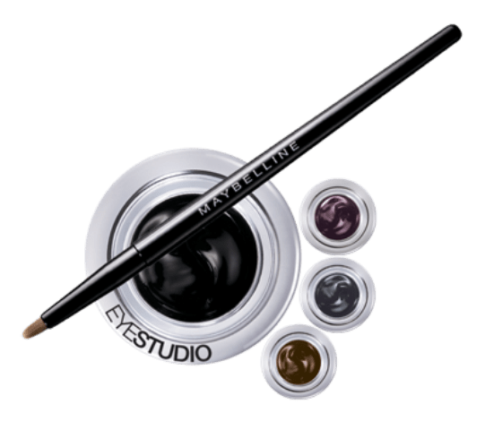 Подводка для глаз EyeStudio Lasting Drama Gel Liner от Maybelline