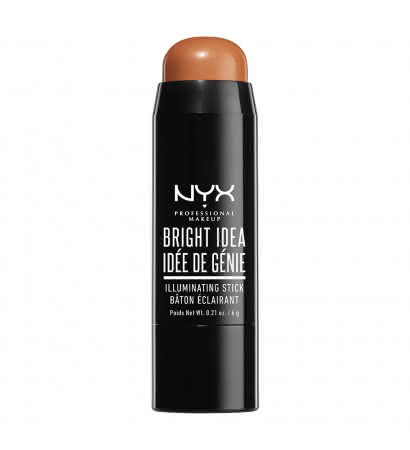 Бронзер в стике Bright Idea Illuminating Stick от NYX