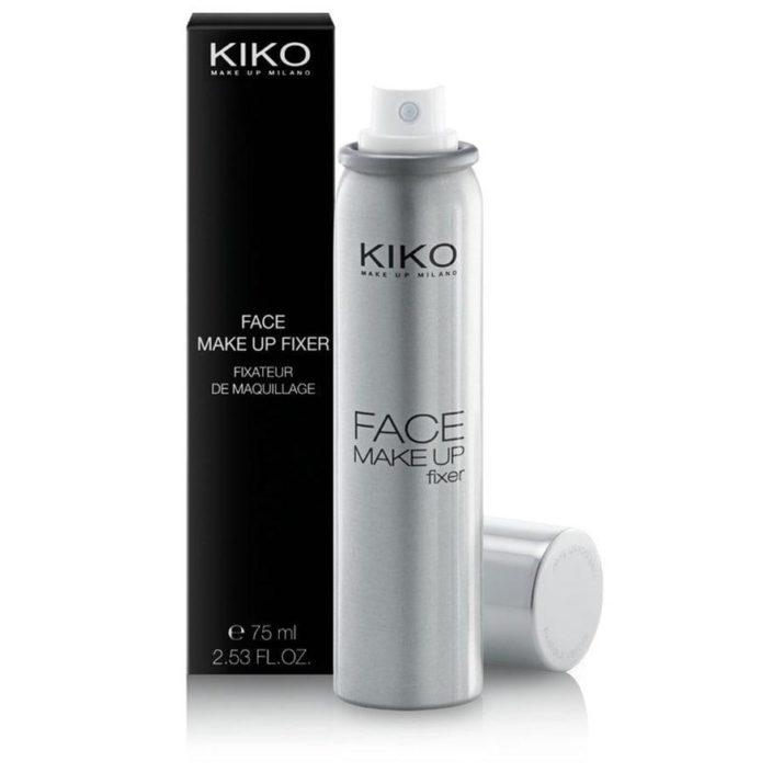 Спрей для фиксации макияжа Make Up Fixer от Kiko Milano