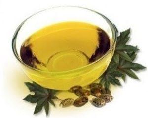 Касторовое масло – то, чем можно разбавить тушь