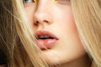 Желтые тени – 5 идей для трендового макияжа