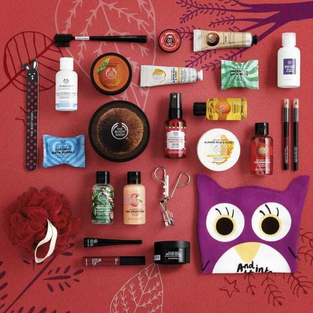 25 Days of the Enchanted Deluxe Адвент календарь от The Body Shop