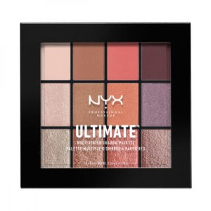 Ultimate Multi-finish Shadow Palette от NYX Sugar High 06