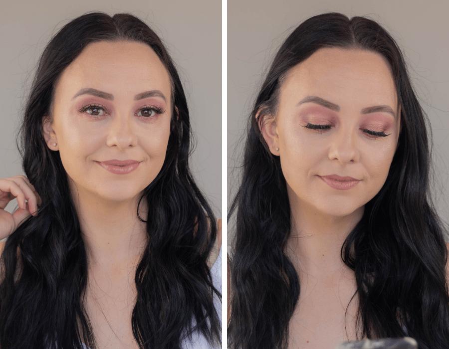 Урок по макияжу с использованием палетки Naked Cherry от Urban Decay