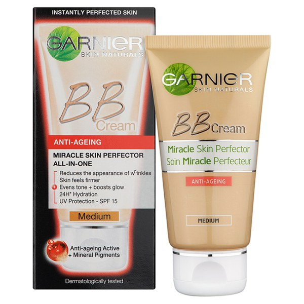 Garnier Miracle Skin Perfector Daily All-In-One B.B. Cream