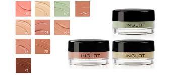 Цветные консилеры от Inglot