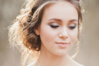 Современный свадебный макияж