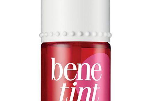 Benefit Benetint Lip & Cheek Stain: обзор тинта, советы по нанесению + отзывы