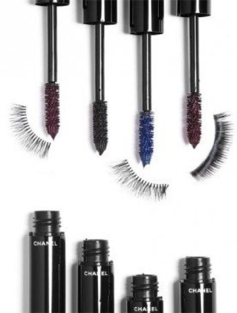 Chanel Le Volume colors