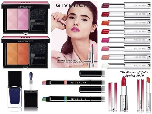 Givenchy The Power Of Color Makeup Collection
