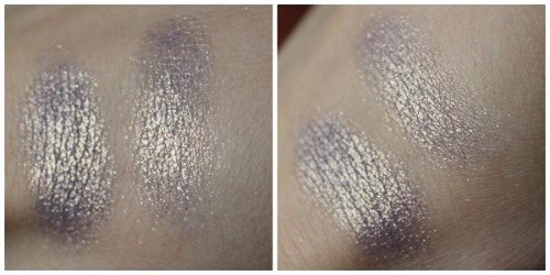 Inglot AMC 35 Pure Pigment Eye Shadow swatch
