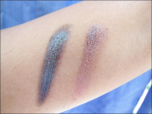 Inglot AMC 85 Pure Pigment Eye Shadow swatch