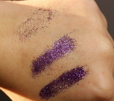 Nyx Face & Body Glitter Brilliants GLI 11 Violet