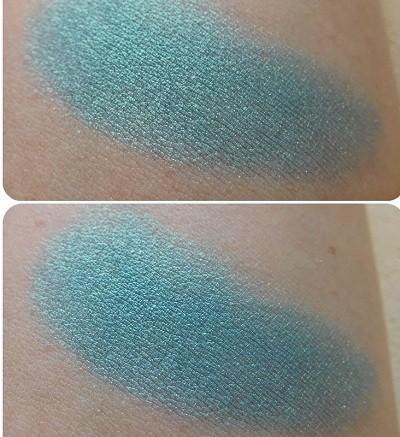 Nyx pigments peacock