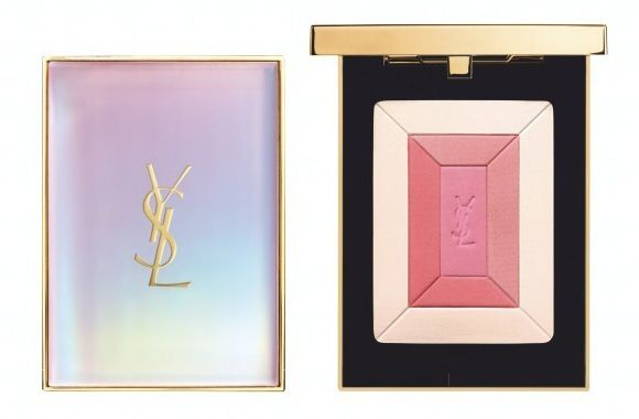 YSL Face Palette Spring Look 2019