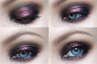 Все о пигментах: как наносить + примеры макияжа с фото