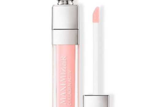 Dior Lip Maximizer Collagen Activ: блеск, увеличивающий объем губ