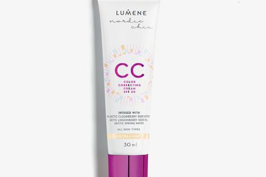 Lumene CC Color Correcting Cream обзор + отзывы пользователей