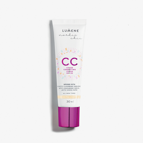 Lumene CC Color Correcting Cream обзор